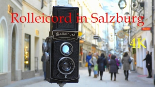 Rolleicord in Salzburg max may tz video