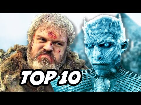 Game Of Thrones Season 7 TOP 10 CRAZY THEORIES
