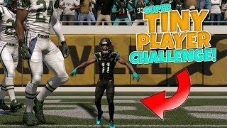 WHAT WOULD HAPPEN IF EVERYONE IN THE NFL SHRUNK?? MADDEN 17 TINY FOOTBALL LEAGUE!! (TFL)