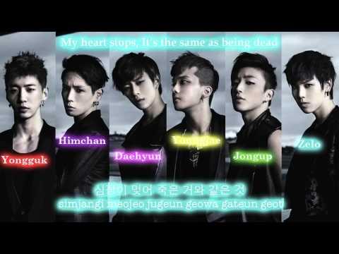 B.A.P Coma [Eng + Hangul + Rom] HD.mp4
