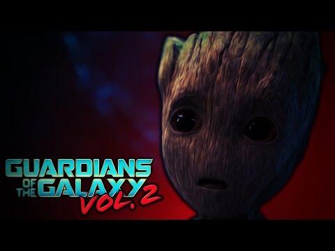 Reaction | Трейлер #1 Стражи Галактики: Часть 2/Guardians Of The Galaxy Vol. 2