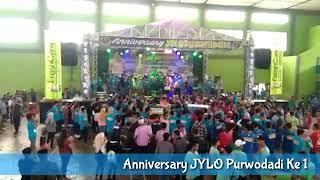 Prei kana kiri Jihan audy live ANIVERSARY JYLO PURWODADi