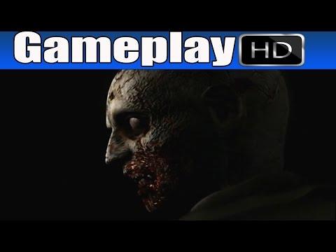 Resident Evil HD Remaster Walkthrough Part 1 Tokyo Game Show 2014 (TGS 2014)