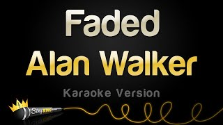 Alan Walker Faded Karaoke Version