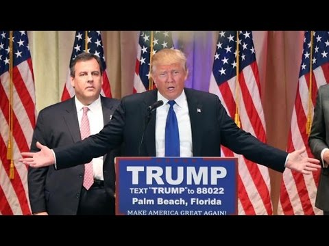 What Does Chris Christie Get Out Of Supporting Trump?