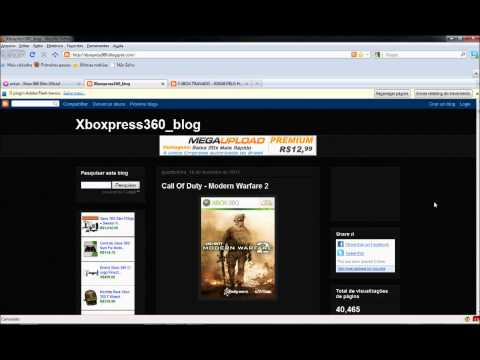 Tutorial - Xbox Travado GoD  1/3