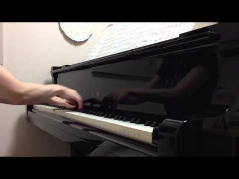 桜色舞うころ/中島美嘉/ピアノソロ(Sakurairo Mau Koro / Mika Nakashima / Piano Solo)
