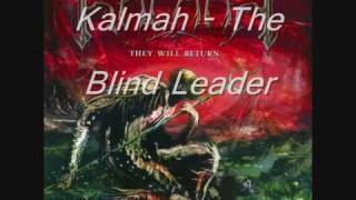 Watch Kalmah The Blind Leader video