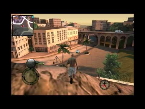 Gangstar Rio: City of Saints iOS Gameplay [HD]