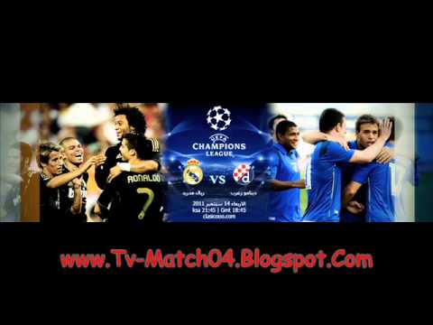 Real Madrid vs Dinamo Zagreb gool 22/11/2011 but اهداف