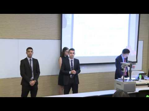 HSBC / HKU Asia Pacific Business Case Competition 2015 Round 1G2 University of Auckland