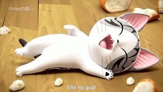 Phim hoạt hình hay nhất - CUỘC PHIÊU LƯU CỦA MÈO CHII- tập 2 - CHII BỊ CHẶN LẠI