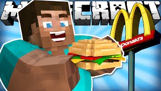 If Fast Food was Added to Minecraft