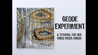 Geode Experiment