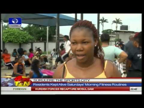 News@10: Protesters Attack Liberia Ebola Quarantine Centre