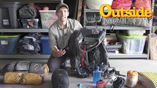 The 7 Things You Need to Start Backpacking | Outside