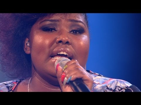 Ruth Brown performs 'Next To Me' - The Voice UK - Live Show 3 - BBC One