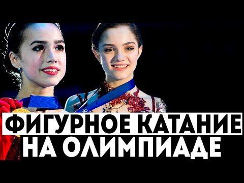 ФИГУРНОЕ КАТАНИЕ ОЛИМПИАДА 2018   Россия на Олимпиаде в Корее