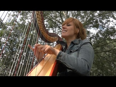 AARDZEE = harp and soul music = ANNE – vanschothorst