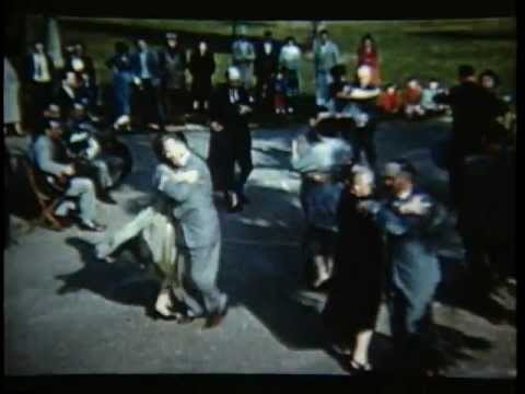 New Bedford 1952 Vintage Film Documentary