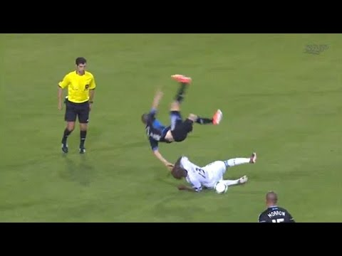 The Ultimate Football NutShot Compilation 2012