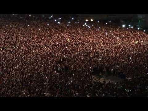 Green Day - Bohemian Rhapsody - Argentina (INSANE CROWD)