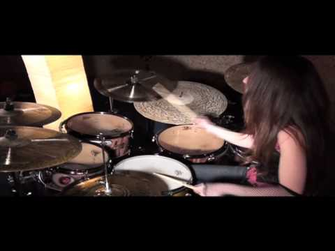 Meytal Cohen - Misery Business by Paramore - Drum Cover