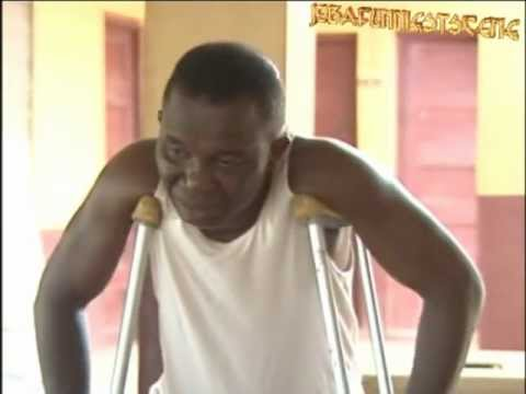 In Memory of Sam Loco popular Nollywood actor  In (THE BONE BREAKER Comedy!)jobafunniestscene