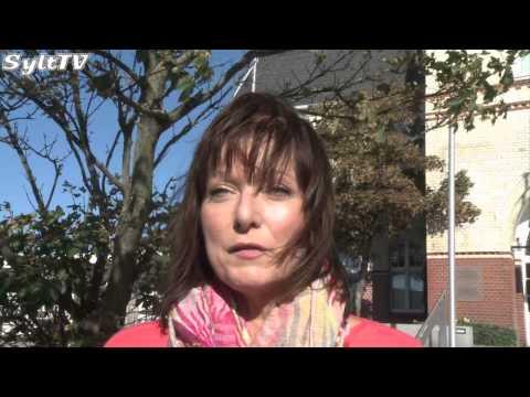 Gabriele Pauli kandidiert auf Sylt