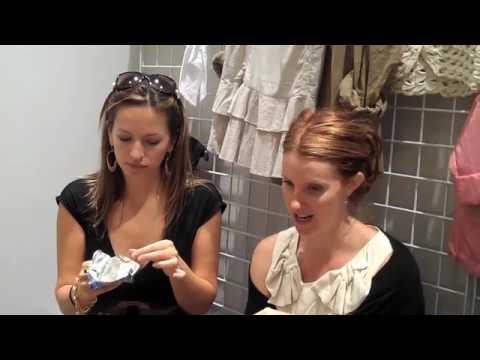 Change Room Montage - 365 Fashion Rehab video