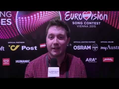 Glen Bartlett from W12P reviews UK, France and Australia at Eurovision 2015
