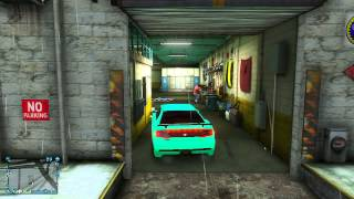 GTA V Online Veiculos Raros - Como PEGAR o Carro do FRANKLIN | BUFFALO. [GTA 5 MULTIPLAYER PT-BR]