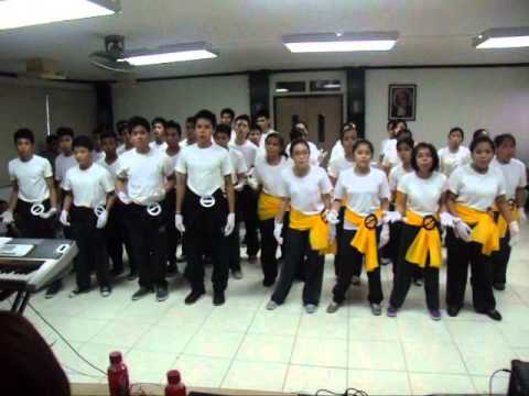 Dlsau Bed Grade 10 - Br. Lambert 3 Segundo (jingle Contest For Nutrition Month) Sy: 2013- 2014 video