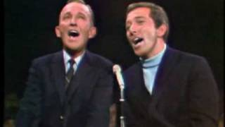 Bing Crosby & Andy Williams In a little spanish town 1966