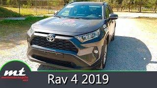 Toyota Rav 4 - Prueba de manejo; impresiones.