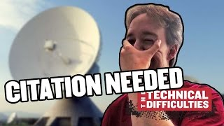 A Message from Earth and Flappy Gloves: Citation Needed 2x04