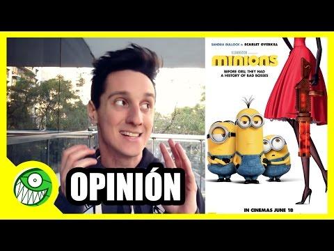 MINIONS | Review por Nicolas Amelio-Ortiz (ZEPfilms)