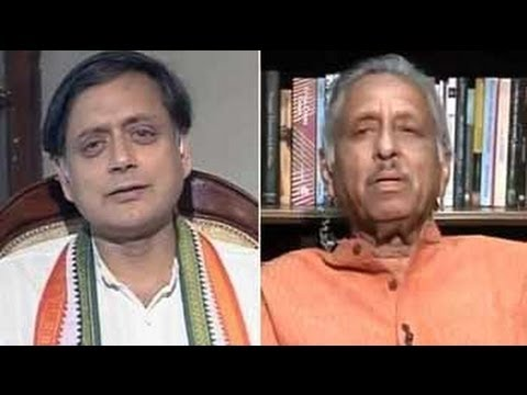 Praise for Narendra Modi: Mani Shankar Aiyar accuses Shashi Tharoor of 'chameleon politics'