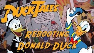 DisneyXD's Ducktales: Rebooting Donald Duck
