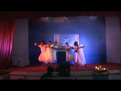 St Thomas Church Comedy Margamkali By Boys.. video