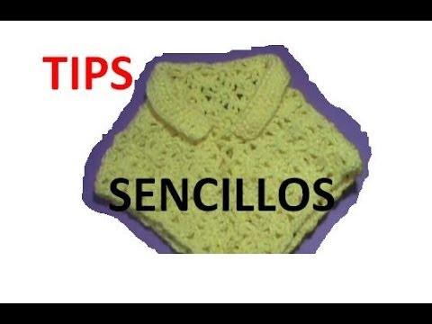 Como unir capa triangular y crecer el cuello, sencillas opciones #Ganchillo #Crochet #Capa #Poncho