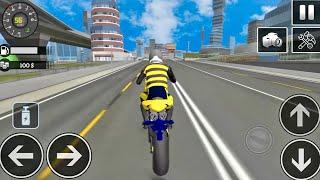Jogos de Motos Para Crianças - Sports Bike Simulador - Motos de Corrida