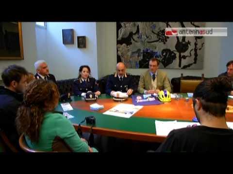 TG 25.03.14 Educazione alla sicurezza stradale: villaggio Michelin arriva a Lecce