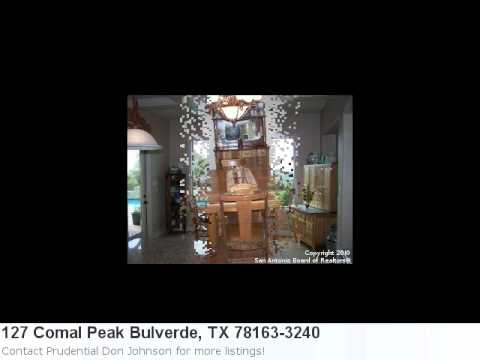 Homes For Sale In Bulverde, Tx! Take A Peek At 127 Comal Pea