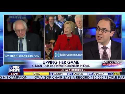 FOX: Sanders surges with virtual tide & rising economic populist tide