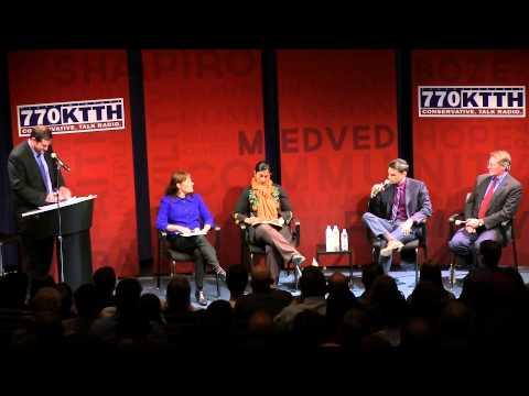 AM 770 KTTH $15 Minimum Wage Debate