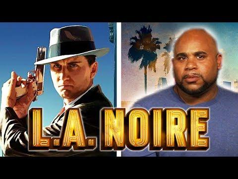 Real Private Investigators Solve A Case In L.A. Noire • Pro Play