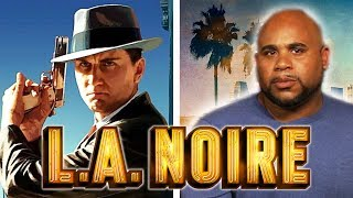 Real Private Investigators Solve A Case In L.A. Noire • Pro Play