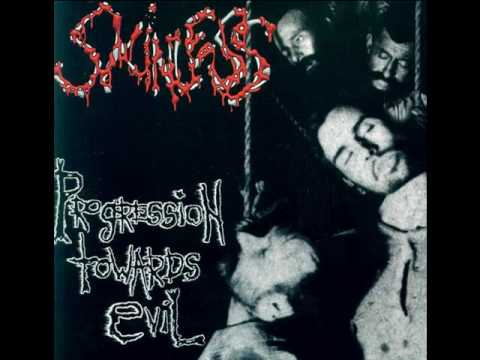 Skinless - Confines Of Human Flesh