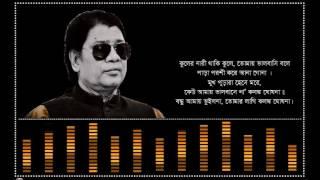 Bondhu Amay Bhuilona, Tumar Lagi - Kari Amir Uddin Ahmed